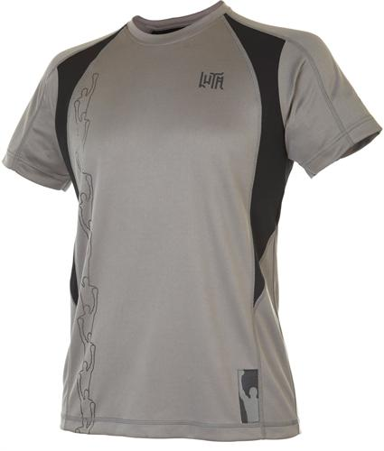 Luta Luta Speed-Tech Grey Training Top